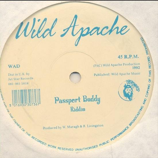 Passport Buddy Riddim