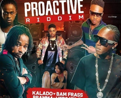 Proactive Riddim Reality Inc