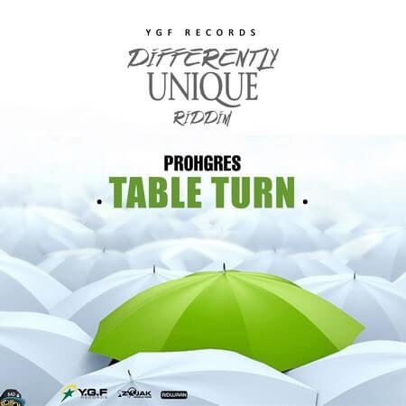 Prohgres Table Turn