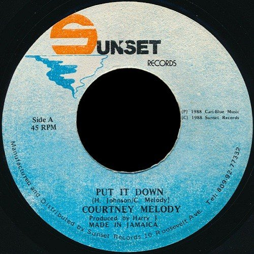 Put It Down Riddim