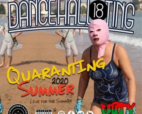 Quaranting Summer 2020 Dancehall Mix