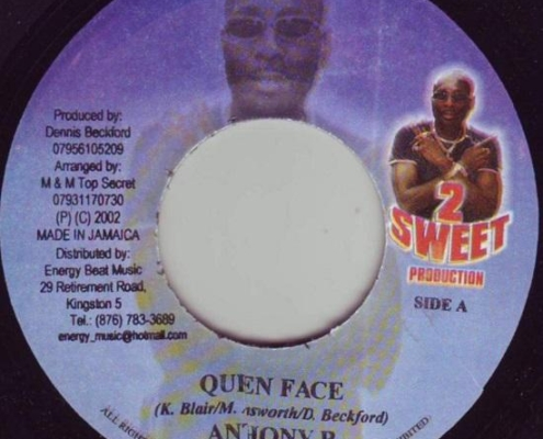 Queen Face Riddim 2 Sweet Production