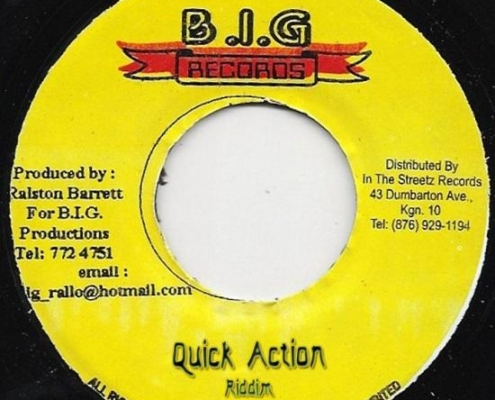 Quick Action Riddim