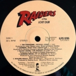 Raiders Of The Lost Dub 1981