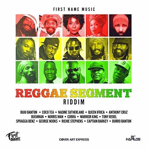 reggae segment riddim – first name music