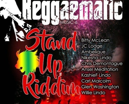 Reggaematic Music 6 Stand Up Riddim