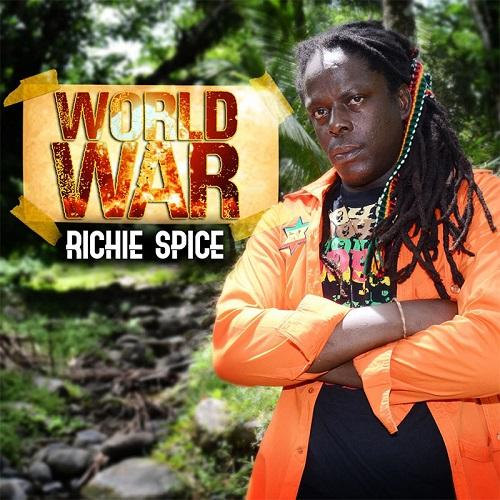 Richie Spice World War Ep