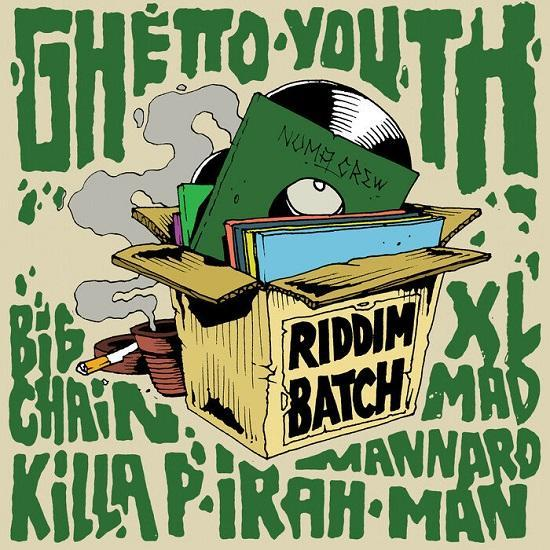 Riddim Batch Vol 1 Ghetto Youth Riddim