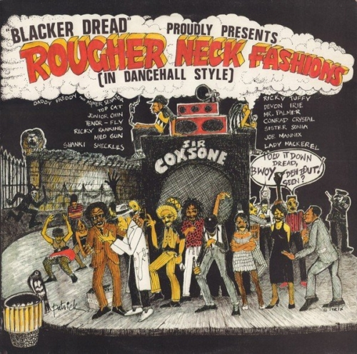 Rougher Neck Fashions Riddim