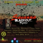Savanna Blackout Riddim Cover