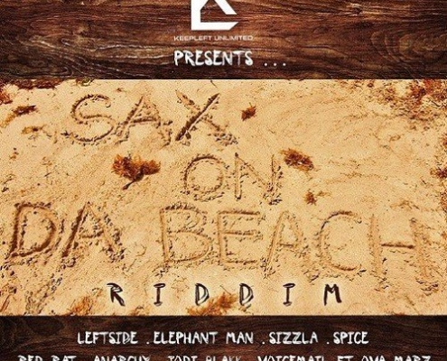 Sax On The Beach Riddim