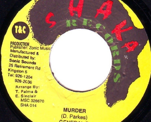 Shaka Records Arab Attack Riddim