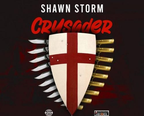 Shawn Storm Crusader