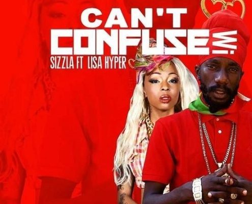 Sizzla Ft Lisa Hyper Cant Confuse Wi