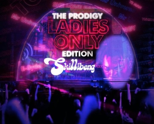 Skillibeng The Prodigy Mixtape Ladies Only Edition