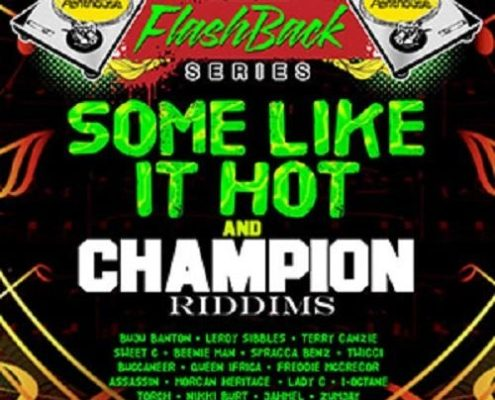 Some Like It Hot Riddim