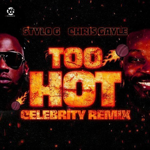 Stylo G Chris Gayle Too Hot Celebrity Remix
