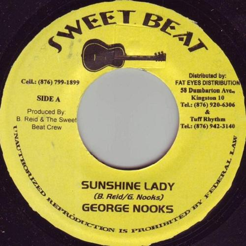 Sunshine Lady Riddim