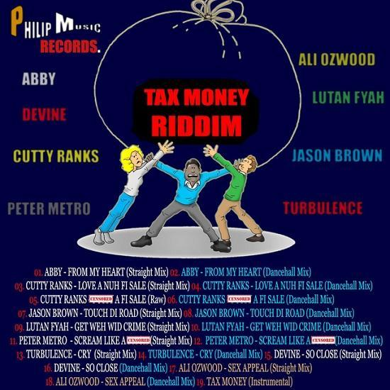 Tax Money Riddim