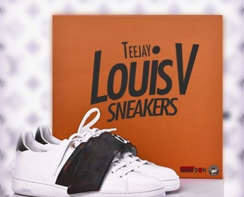 Teejay Louis V Sneakers