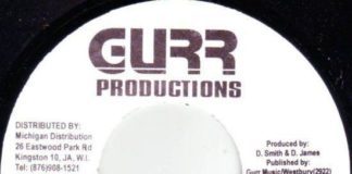 telegram riddim – gurr productions