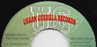tha grabber riddim – urban guerilla production