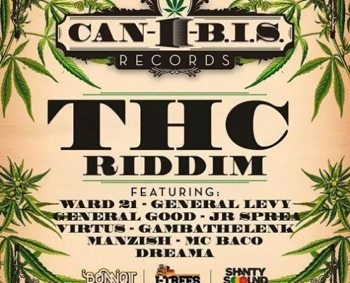Thc Riddim Ft Ward 21 Can I Bis Records