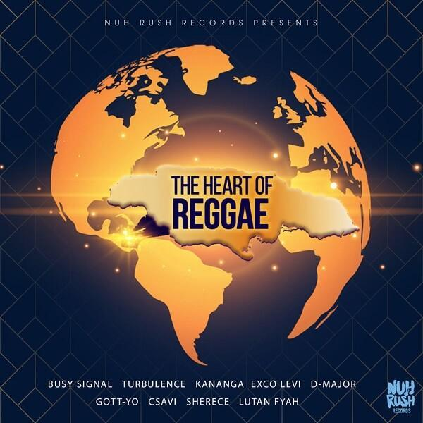 The Heart Of Reggae Riddim