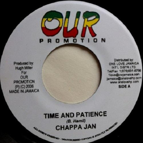 Time And Patience Riddim