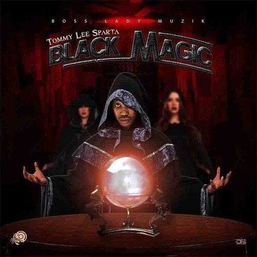 Tommy Lee Sparta Black Magic