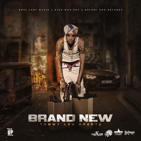 Tommy Lee Sparta Brand New