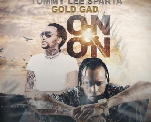 tommy lee sparta & gold gad – on & on – j1 productions 2019