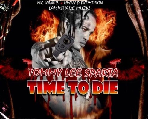 Tommy Lee Sparta Time To Die