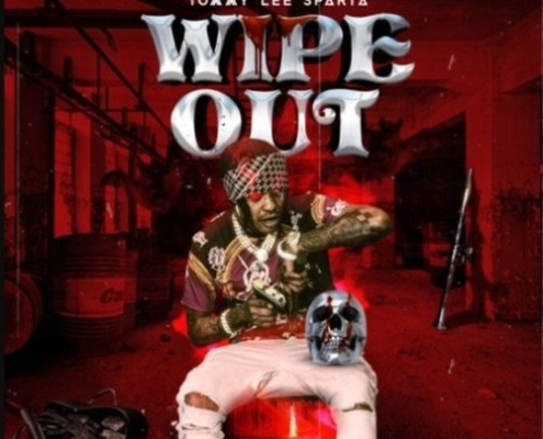 Tommy Lee Sparta Wipe Out
