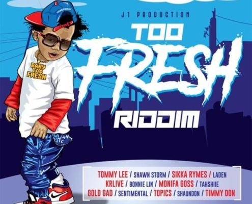 Too Fresh Riddim 1