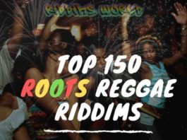 top best ever 150 roots reggae riddims