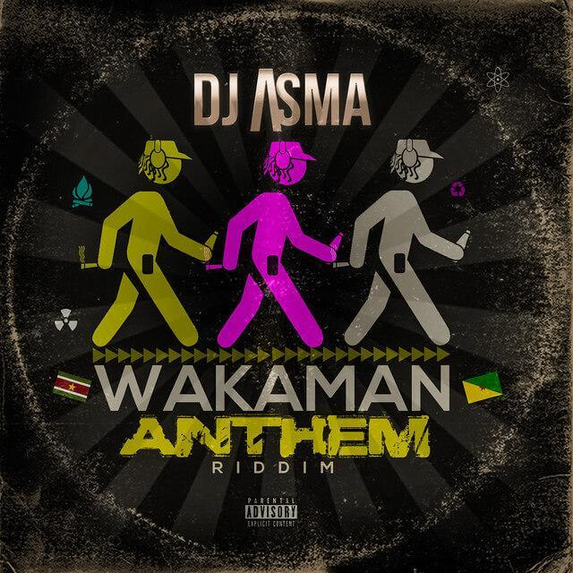 wakaman anthem riddim – maxxyonthebeat production
