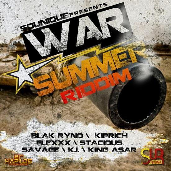 War Summer Riddim