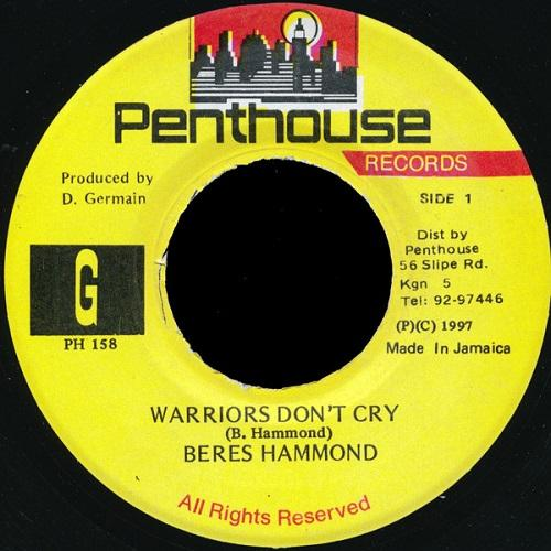 Warriors Dont Cry Riddim