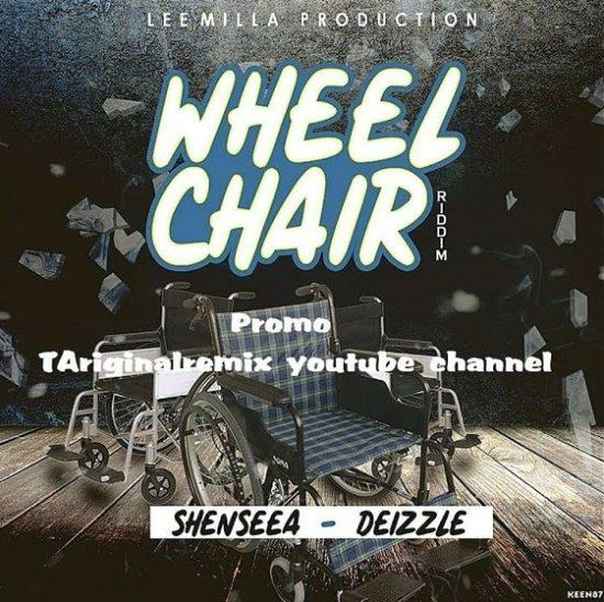 Wheel Chair Riddim E1562635105702
