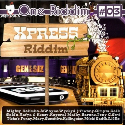 Xpress Riddim One Riddim Vol 3