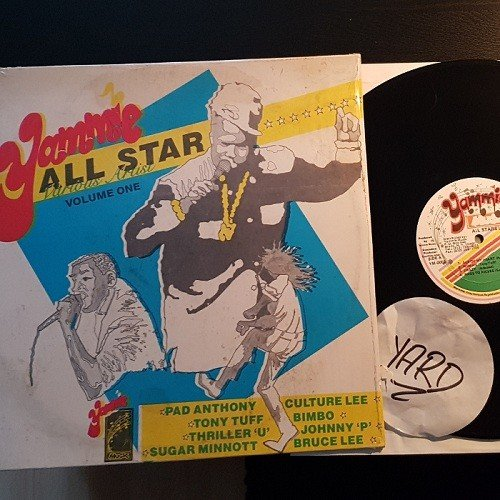 Yammie All Star Volume One