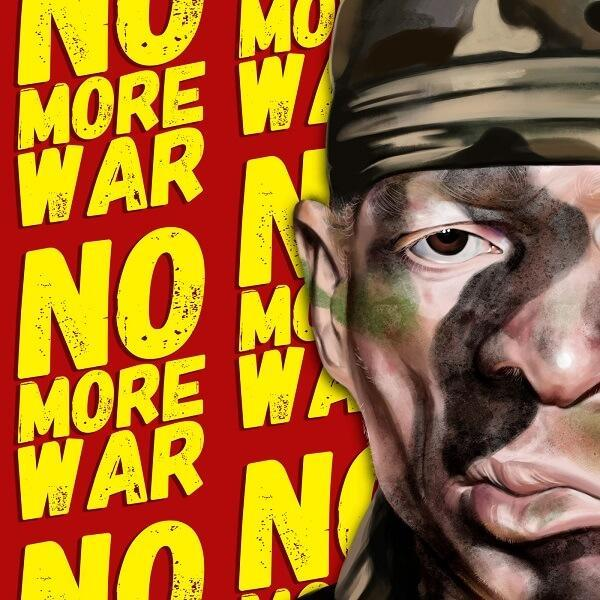 yellowman – no more war – yellow baby 2019